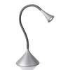 Philips Ledino 20.07-in Adjustable Grey LED Desk Lamp with Metal Shade