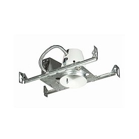 JESCO 4-in New Construction Recessed Light Housing