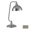 Kenroy Home 20-in Adjustable Brushed Steel Kenroy Home Desk Lamp