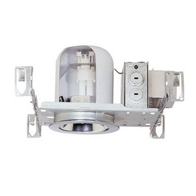 Nicor Lighting 4-in New Construction CFL Recessed Light Housing