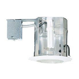 Nicor Lighting 6-in Remodel IC CFL Recessed Light Housing