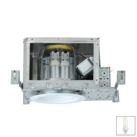 Nicor Lighting 6-in New Construction IC CFL Recessed Light Housing