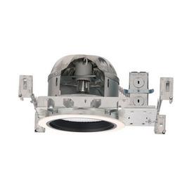 Nicor Lighting New Construction Airtight IC Shallow Recessed Light Housing