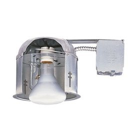 Shop Nicor Lighting Remodel Airtight IC Shallow Recessed Light Housing At Low