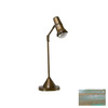 Lustrarte 18-15/16-in Adjustable Antique Green Lustrarte Desk Lamp