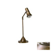 Lustrarte 18-15/16-in Adjustable Earth Lustrarte Desk Lamp