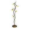 Creative Creations 68-in 5-Light Bronze Floor Lamp