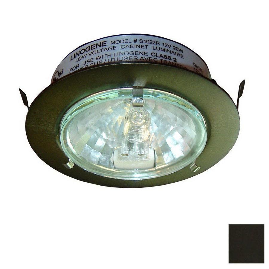shop dals lighting hardwired plug in under cabinet halogen puck light at. Black Bedroom Furniture Sets. Home Design Ideas