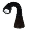 Lumisource 24-in Adjustable Black Fur Lumisource LS-NESSIE Desk Lamp