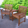 International Caravan 3-Piece Caravan Patio Conversation Set