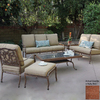 Darlee 6-Piece Florence Patio Conversation Set