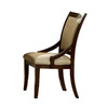 Homelegance Set of 2 Bexley Dark Cherry Dining Chairs