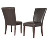 Somerton Home Furnishings Set of 2 Dining Chairs