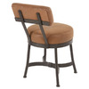 Stone County Ironworks Cedarvale Natural Black Dining Chair