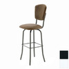 Amisco Countryside Semi-Gloss Snow 26.75-in Bar Stool