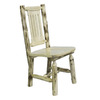 Montana Woodworks Montana Clear Lacquer Dining Chair