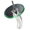 Fresca Cascata Chrome 1-Handle Single Hole Bathroom Sink Faucet