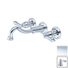 Estate by Pioneer Industries Brentwood Polished Chrome 2-Handle Widespread Bathroom Sink Faucet