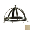 Grace Collection 20-in x 20-in Stone Dome Pot Rack