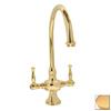 Paul Decorative Products Paul Classics Polished Gold 2-Handle Bar Faucet