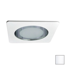 Shop Nora Lighting White Shower Recessed Light Trim Fits