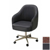 Regal Seating Black Glider Chair