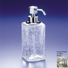 Nameeks Satin Nickel Windisch Countertop Lotion Dispenser