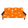 College Covers Clemson Duck (Canvas) Futon Slipcover