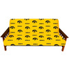 College Covers Iowa Duck (Canvas) Futon Slipcover