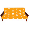 College Covers Tennessee Duck (Canvas) Futon Slipcover