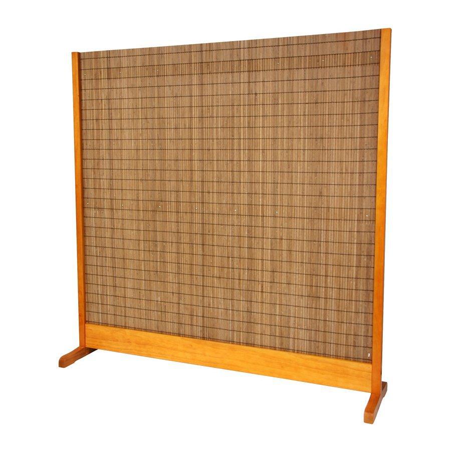 Shop Oriental Furniture 1 Panel Honey Indoor Privacy