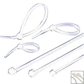 Morris Products 100-Pack 14-1/2-in Nylon Cable Tie