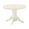 Home Styles Antique White Round Dining Table