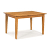 Home Styles Arts & Crafts Cottage Oak Rectangular Dining Table