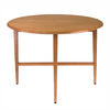 Winsome Wood Hannah Light Oak Round Dining Table
