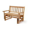 All Things Cedar Natural Porch Glider
