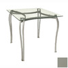 Trica Angelica Platinum Square Dining Table