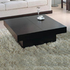 BH Design Nile Wenge Oak Square Coffee Table