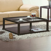 BH Design Parson Oak Square Coffee Table