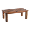 Fireside Lodge Furniture Barnwood Oak Rectangular Coffee Table