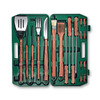 Picnic Time 18-Piece Barbecue Tool Set