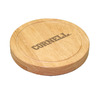 Picnic Time 4-Piece Cornell Big Red Circo Cheese Board