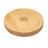 Picnic Time 4-Piece BYU Cougars Circo Cheese Board