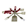 BSI Products 4-Piece Texas A&M Aggies BBQ Grilling Tool Set