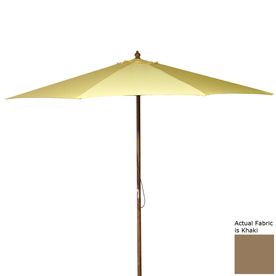 Jordan Manufacturing 9-ft Khaki Market Umbrella