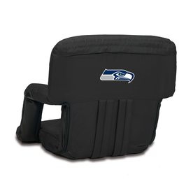 picnic time indoor outdoor steel seattle seahawks bleacher folding chair