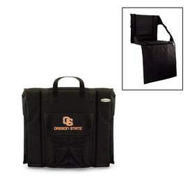 Picnic Time NCAA Oregon State Beavers Folding Chair