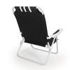 Picnic Time Steel Beach Chair