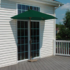 Blue Star Group Brella Green Patio Umbrella