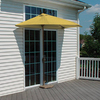 Blue Star Group Brella Yellow Patio Umbrella